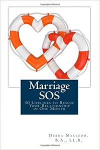 Marriage SOS book | Debra Macleod