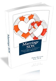 Marriage SOS book by Debra Macleod