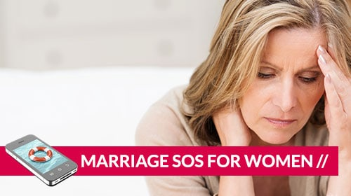 Marriage SOS for Women