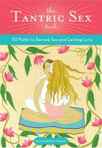 The Tantric Sex Deck - books by Debra Macleod