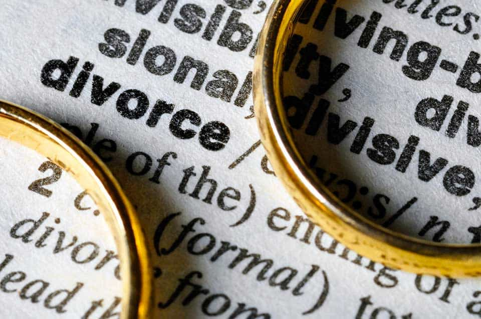 Thinking of Divorce?